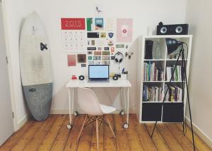 Homeoffice com Mesa para escritório