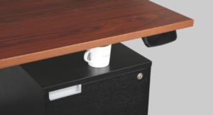 Sensor de segurança anticolisão Mesa para escritório regulagem