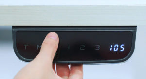 Interface Touch Screen
