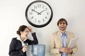 Imagem reflete a qualidade de vida no trabalho