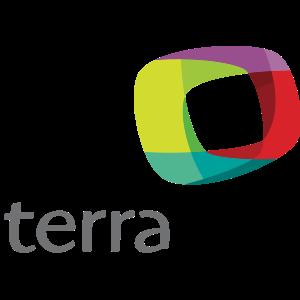 logotipo do Terra