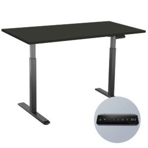 SlikDesk Selectia é uma Mesa com regulagem de altura para escritório
