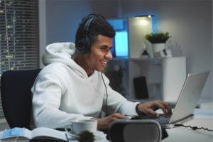Headset-profissional