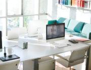 altura ideal para mesa de escritório