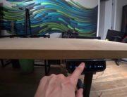 Youtuber Lucas Lira mostra sua nova mesa de escritório Slikdesk High